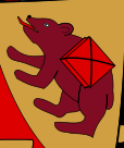 Bear in the coat of arms of Benedict XVI